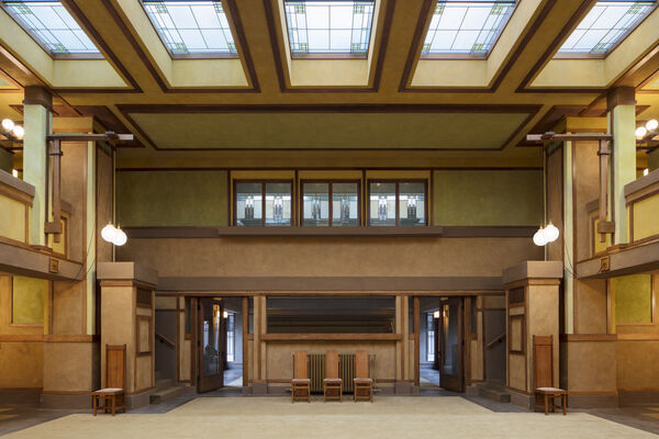 Unity Temple Decorative Restoration