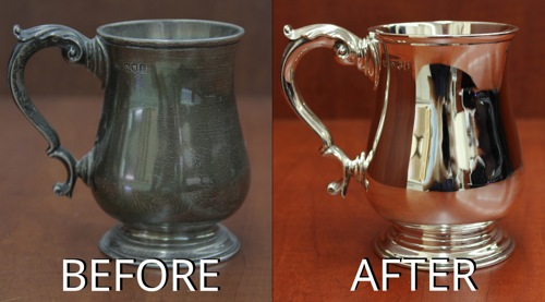 metalware restoration