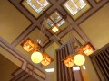 Unity Temple Light Fixture