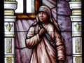 Stained Glass St. Teresa of Calcutta